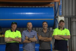 Fabrication team